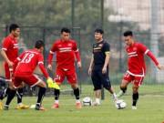 Bóng đá - Đội tuyển Việt Nam: Bình yên trước bão