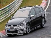 Tư vấn - Lộ ảnh VW Golf bản nâng cấp 2017