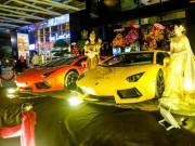 """Tin tức ô tô - """"Lóa mắt"""" trước dàn siêu xe toàn Lamborghini tụ hội tại Sài Gòn"""