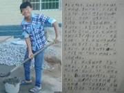 Bạn trẻ - Cuộc sống - TQ: Nam sinh tự sát vì không muốn ăn bám cha mẹ