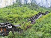 Thế giới - TQ mở cửa thang máy ngắm cảnh dài nhất thế giới