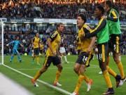 Bóng đá - TRỰC TIẾP Arsenal - Swansea: May mắn cho đội khách