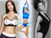 Làm đẹp - Nữ hoàng nóng bỏng xứ Kim Chi bật mí chiêu tăng vòng 3