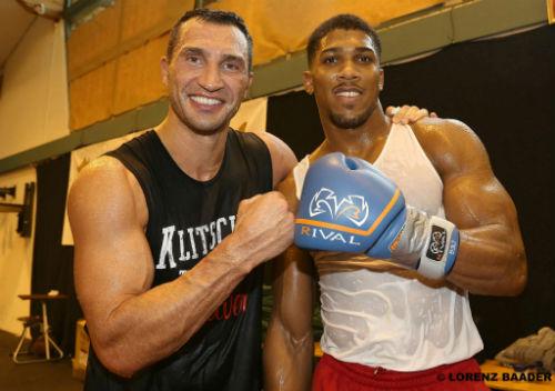 Tin thể thao 16/10: Chốt ngày Klitschko đấu Joshua