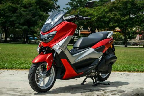Yamaha NVX 150 sẽ ra mắt trong tháng 10 tại Việt Nam