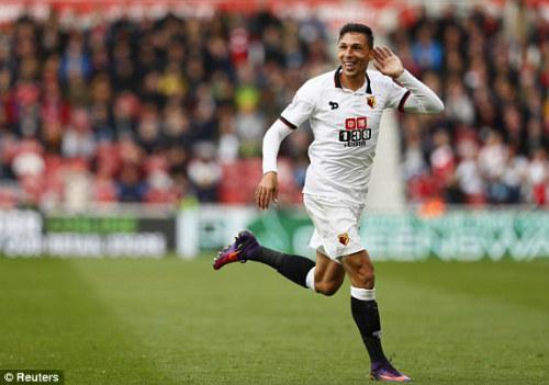 """Middlesbrough - Watford: """"Nhát kiếm"""" chí mạng"""