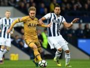 West Brom - Tottenham: Kịch tính 10 phút cuối