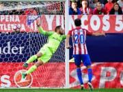 """Bóng đá - Atletico - Granada: Cỗ máy """"siêu hủy diệt"""""""