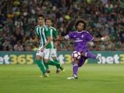 Bóng đá - Real Betis - Real Madrid: Bắn phá ác liệt
