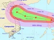 Tin tức trong ngày - Bão Sarika giật cấp 17 tiến vào Biển Đông