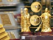 Tài chính - Bất động sản - Giá vàng hôm nay 16/10: Diễn biến khó lường