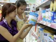 Thị trường - Tiêu dùng - Giá sữa cho trẻ em không tăng đến hết năm 2016