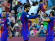 """Bóng đá - Barca & Messi trở lại bùng nổ: Man City - Pep """"run rẩy"""""""