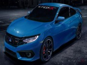 Tư vấn - Honda Civic Si sẽ ra mắt tại LA Auto Show 2016