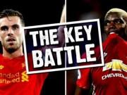 Bóng đá - Điểm nóng Liverpool – MU: Chìa khóa Henderson – Pogba