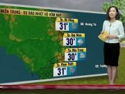Dự báo thời tiết VTV 17.10: Bão số 7 giật cấp 17 tiến vào biển Đông