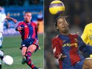 """Bóng đá - Ro """"béo"""" đấu Ro """"vẩu"""": Bàn thắng đẹp nhất lịch sử Barca"""