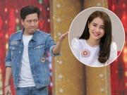 Ca nhạc - MTV - Trường Giang tranh thủ khen Nhã Phương trên truyền hình