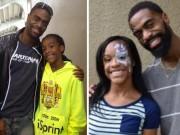 Thể thao - Bi kịch: Con gái sao điền kinh Mỹ bị bắn chết