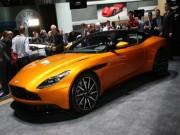 Tin tức ô tô - Aston Martin DB11 về châu Á giá chênh khủng khiếp