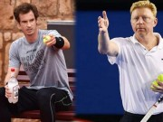 Thể thao - Tennis 24/7: Murray sánh ngang... thầy của Djokovic
