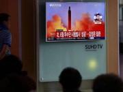 Thế giới - Tên lửa tầm trung Triều Tiên chưa bay đã nổ tung