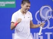 Thể thao - BXH tennis 17/10: Hoàng Nam tăng 49 bậc lên hạng 634