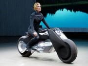 Thế giới xe - Cận cảnh xe tự cân bằng BMW Motorrad Vision Next 100