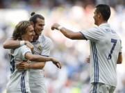"""Bóng đá - Tin HOT bóng đá tối 17/10: Bale khiến Ronaldo """"phật lòng"""""""
