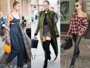 Thời trang - Trang phục dạo phố trăm triệu của siêu mẫu Hailey Baldwin