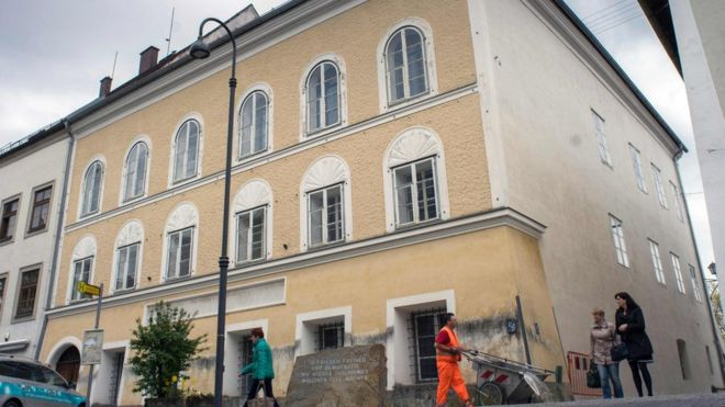 Nơi chào đời của trùm phát xít Hitler ở Áo sẽ bị phá hủy - ảnh 1