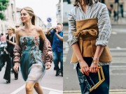 Thời trang - Bạn có theo kịp 6 xu hướng mới nhất này không?