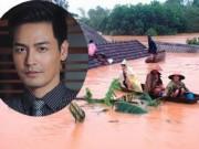 Sao ngoại-sao nội - MC Phan Anh ngạc nhiên với gần 8 tỷ ủng hộ miền Trung