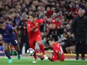 Bóng đá - Hòa Liverpool, MU – Mourinho tệ nhất sau cả thập kỷ
