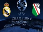 Bóng đá - Real Madrid - Legia: Cuộc đi săn chưa kết thúc