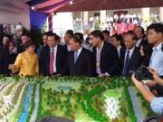Tài chính - Bất động sản - Thủ tướng: Đừng ký dự án rầm rộ rồi để cỏ mọc, mưa rơi