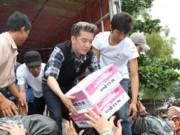 Ca nhạc - MTV - Tiết lộ số tiền Sao Việt ủng hộ đồng bào miền Trung