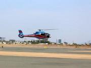 Tin tức trong ngày - Trực thăng chở 3 người rơi ở Bà Rịa-Vũng Tàu