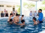 Giáo dục - du học - Đà Nẵng: Đưa giáo dục kỹ năng phòng chống tai nạn, đuối nước vào nhà trường