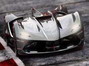 """Tin tức ô tô - """"Ngẩn ngơ"""" trước Lamborghini Spectro bản đua không người lái"""