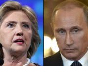 """Thế giới - Vì sao ông Putin """"sợ"""" bà Clinton làm Tổng thống Mỹ?"""
