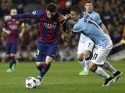 Bóng đá - Man City gặp Barca: Cố nhân phục hận
