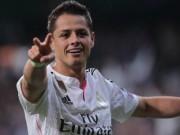 Bóng đá - Tin HOT bóng đá tối 18/10: Real bất ngờ muốn tái hợp Chicharito