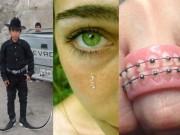 Thời trang - 5 món phụ kiện thời trang quái dị nhất thế giới