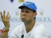 """Thể thao - Nadal lại sa sút: """"Bò tót"""" phải leo núi"""