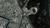 """Hình ảnh """"độc"""" về thủ đô Triều Tiên nhìn từ vũ trụ"""