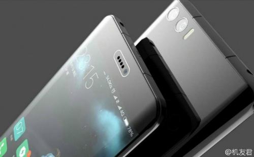 Lộ giá bán Xiaomi Mi Note 2 - ảnh 1