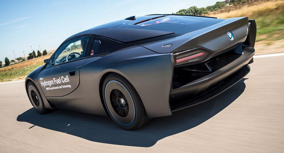 BMW sẽ gia nhập thị trường pin nhiên liệu hydro trong thập kỷ tới - ảnh 1