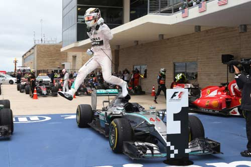 F1, US GP: Số 0 của Rosberg - ảnh 1