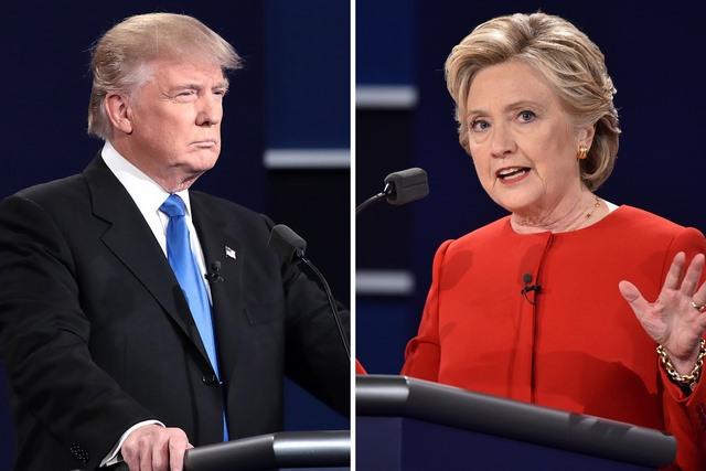 Tranh luận trực tiếp lần 3: Cơ hội cuối cùng của Trump - ảnh 1